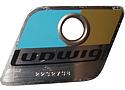 1970-84 Ludwig Badge