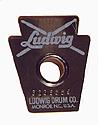 1985 Ludwig Badge