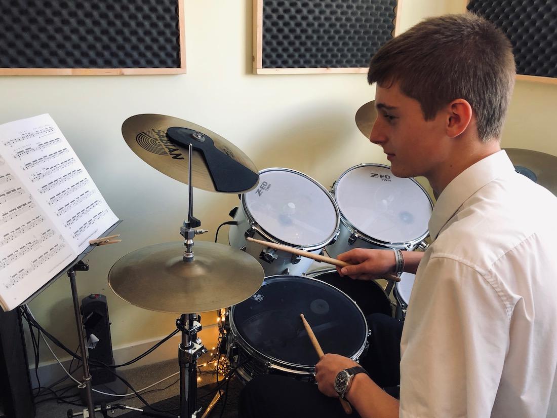 Drum equipment list