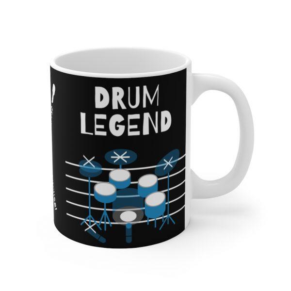 best drum mug