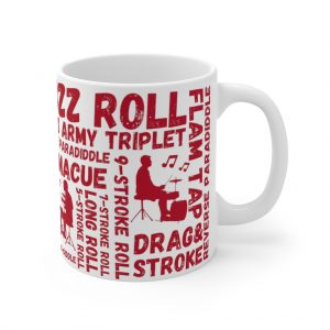 mug for drummers