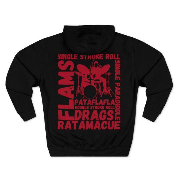 great drummers hoodie