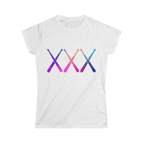 Sexy Drummer t-shirt
