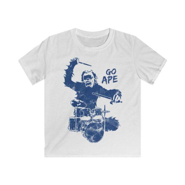 gorilla on drums