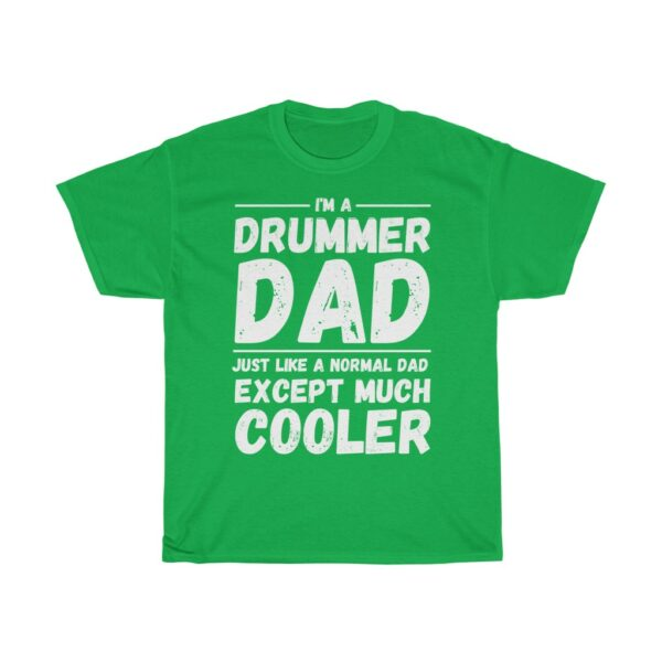 Drum t-shirt for Dads