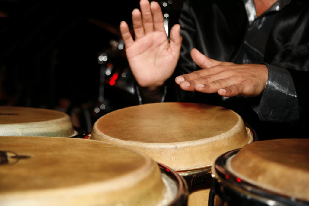 Mambo Drummer