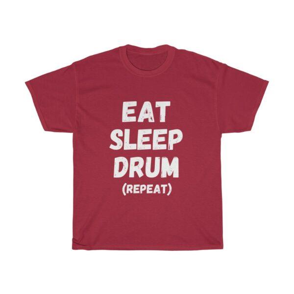 Eat sleep drum repeat