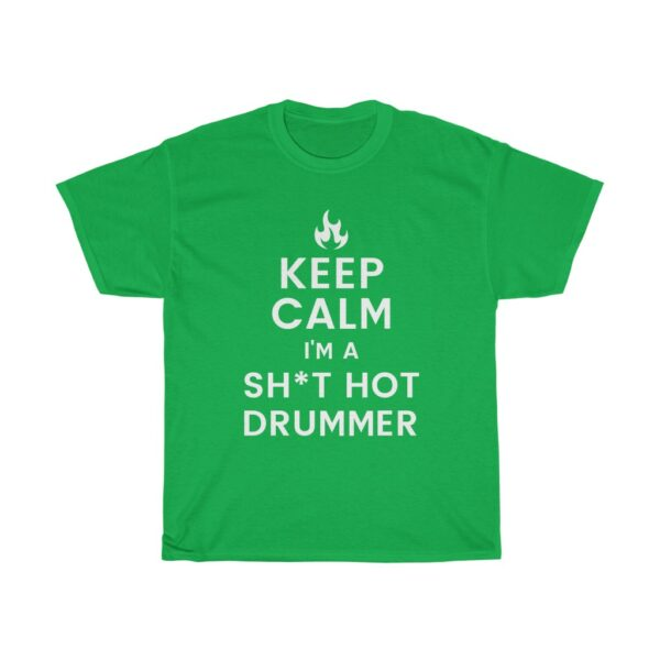 Keep Calm and drum
