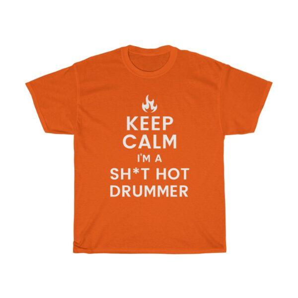 Funny Drum Tee