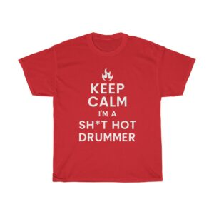 Keep Calm drummer